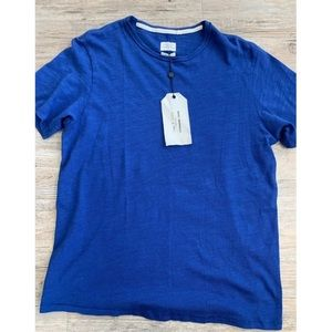 NWT RAG & BONE Men's Blue T-Shirt